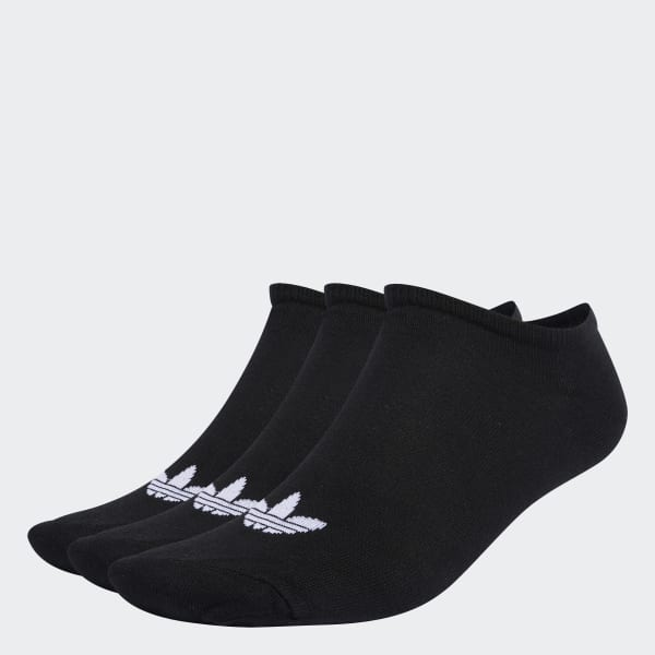 adidas Trefoil Sneakersocken, 3 Paar Weiß   adidas Deutschland