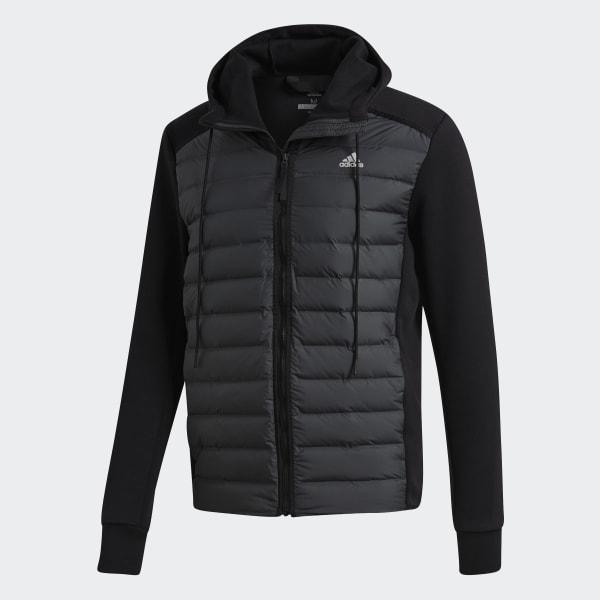adidas Varilite Hybrid jakke Svart | adidas Norway