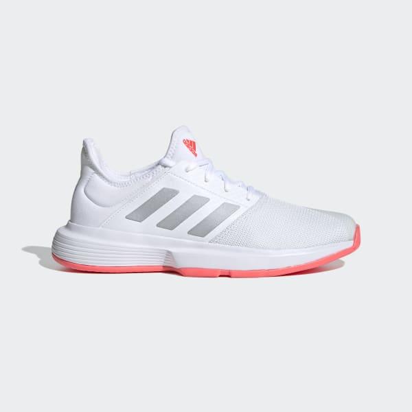 adidas GameCourt Shoes - White | adidas