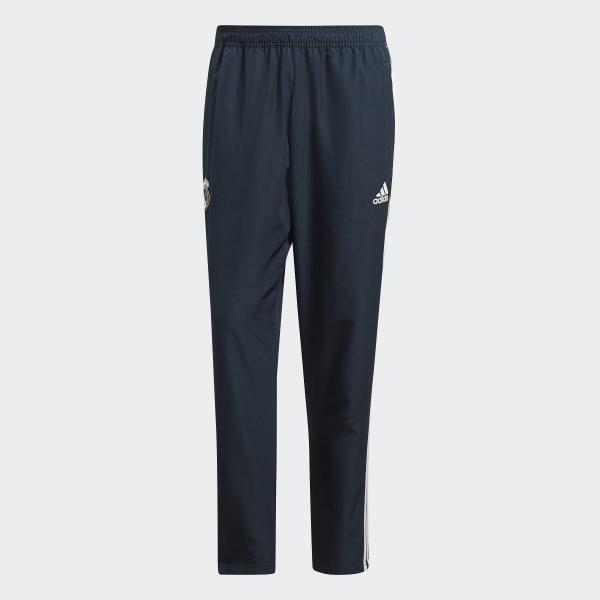 tute adidas uomo pantaloni downtime real madrid blue core