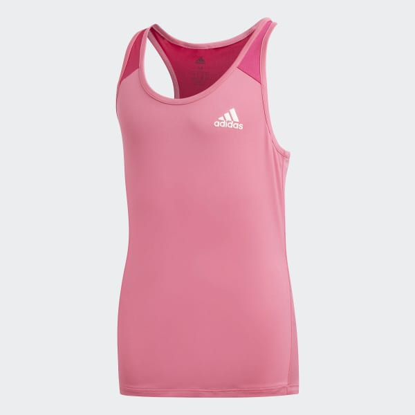 Logo Tank Top by Adidas