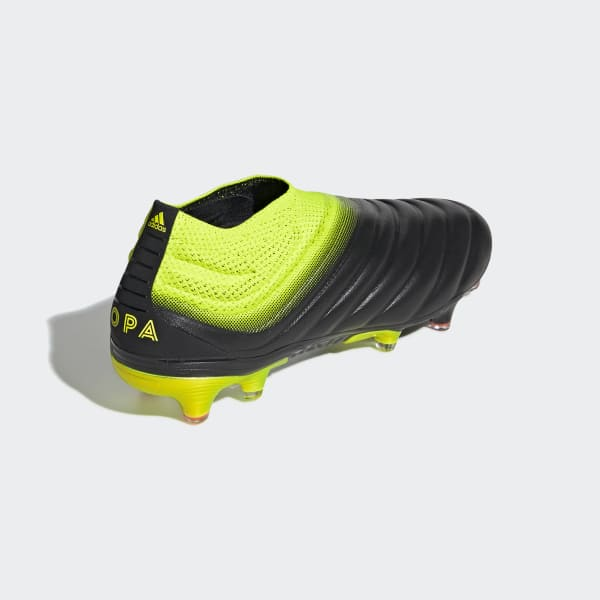 11a3c5d085 adidas Copa 19+ Firm Ground Boots - Black