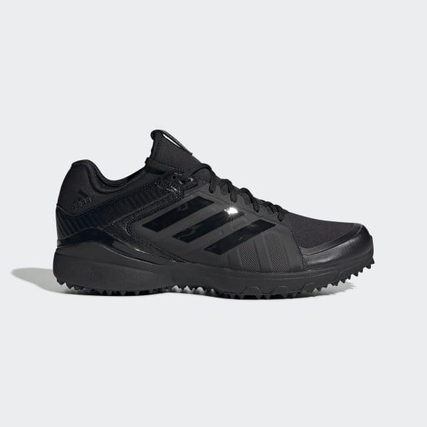 adidas Hockey Lux Shoes - Black | adidas UK