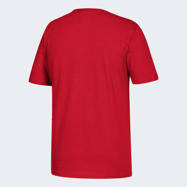 T-shirt Flames Box Logo