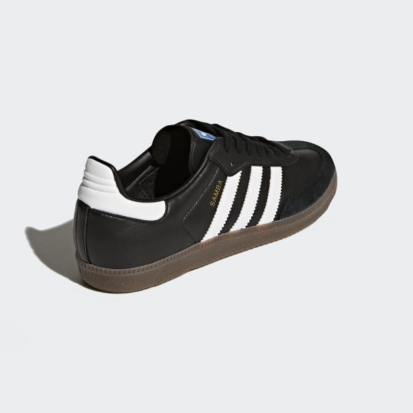 eb3b498f33 adidas Samba OG Shoes - Black