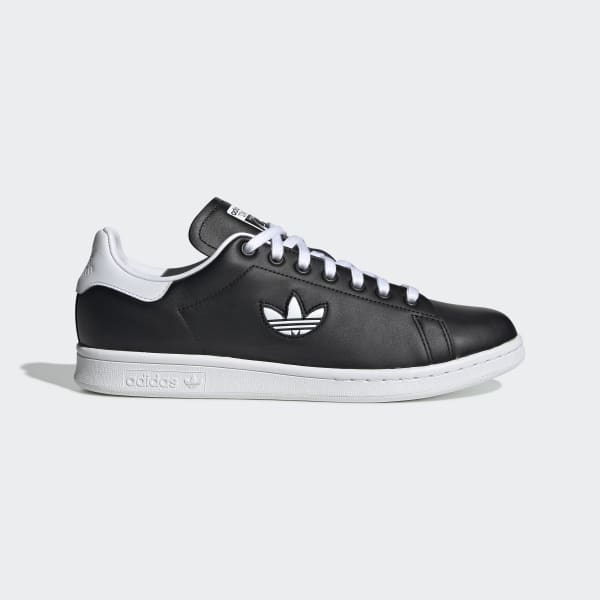 super popular 567f1 24cbb adidas Stan Smith Shoes - Black | adidas UK