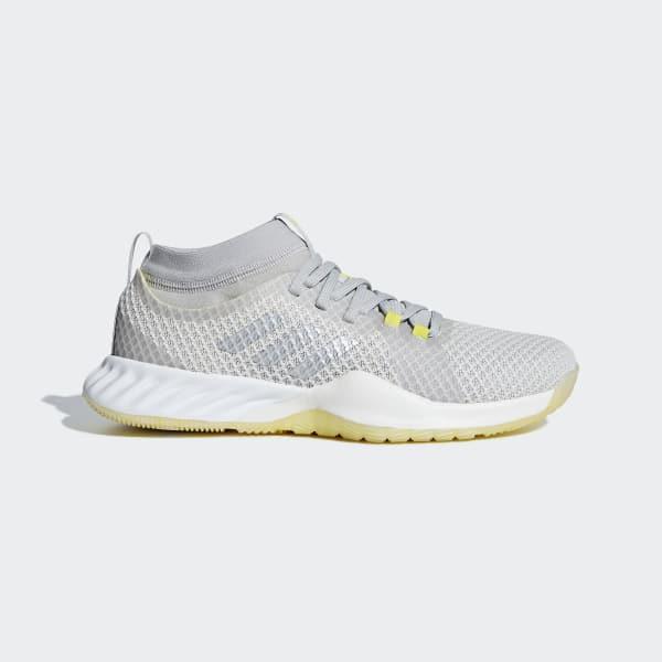 Neu Adidas Performance Crazytrain Cf Sports Schuhe Grau One