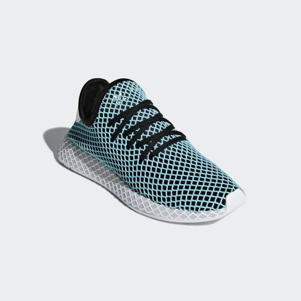 2eb8e10d34c06 adidas Deerupt Runner Parley Shoes - Black