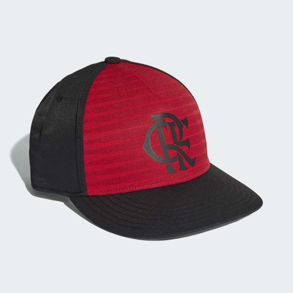 f2e473c5689bd Boné CR Flamengo - Preto adidas
