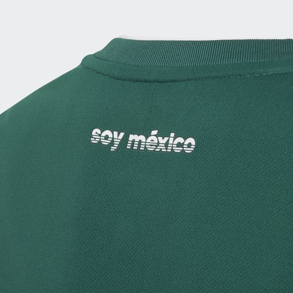 4f5324ae341af adidas Jersey Oficial Selección de México Local Niño 2018 - Verde ...