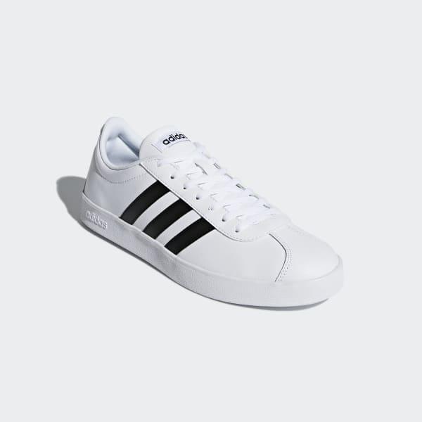 27aec234d2b adidas VL Court 2.0 Schoenen - wit | adidas Officiële Shop