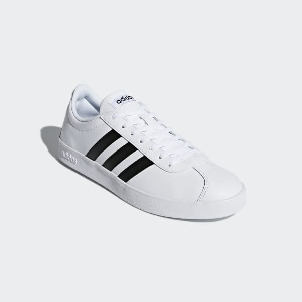 82c2c3ef636 adidas VL Court 2.0 sko - Hvit | adidas Norway