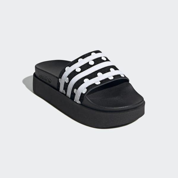 adidas nere pois bianchi