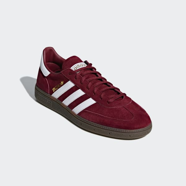 best service 1ce23 11b4e adidas Handball Spezial Shoes - Red  adidas UK