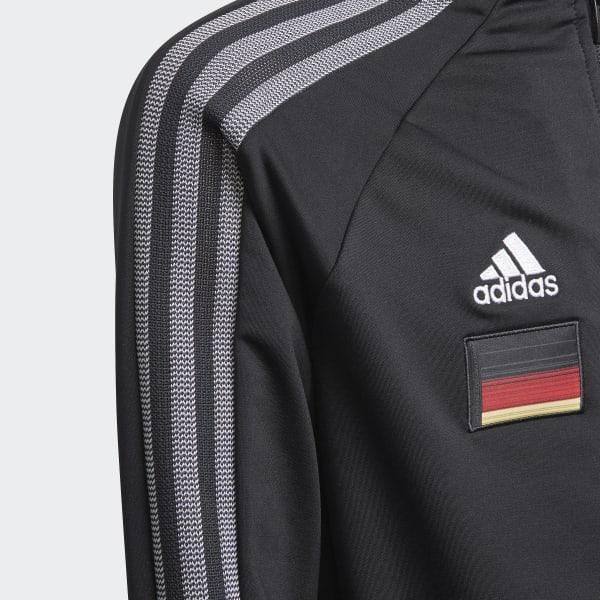 adidas DFB adidas Z.N.E. Jacke Anthem Jacke Schwarz