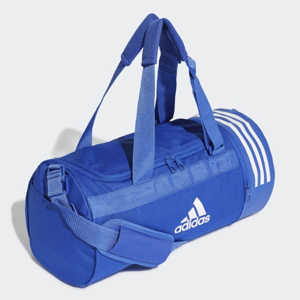 767542aeec Sac en toile Convertible 3-Stripes Petit format - bleu adidas ...