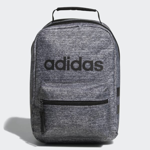 ... more photos 087e6 34099 adidas Santiago Lunch Bag - Grey adidas US ... 3c937fe88bdfb