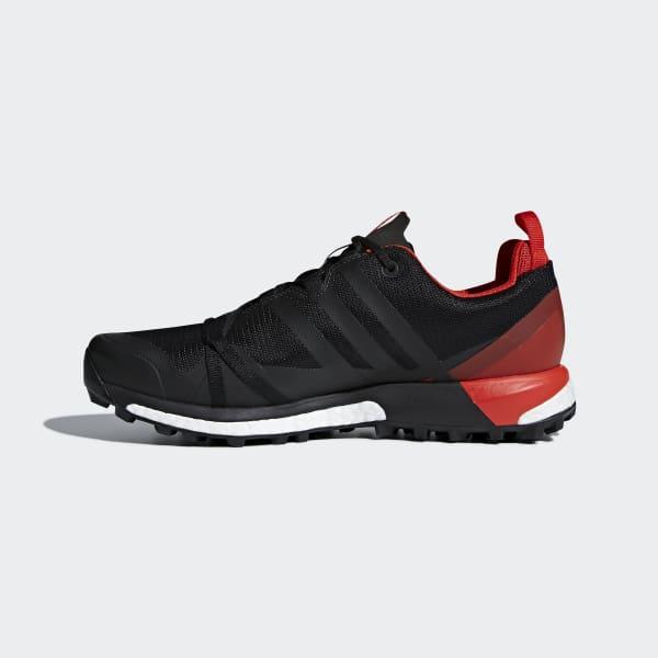 adidas Terrex Agravic GTX Shoes - Black   adidas Australia