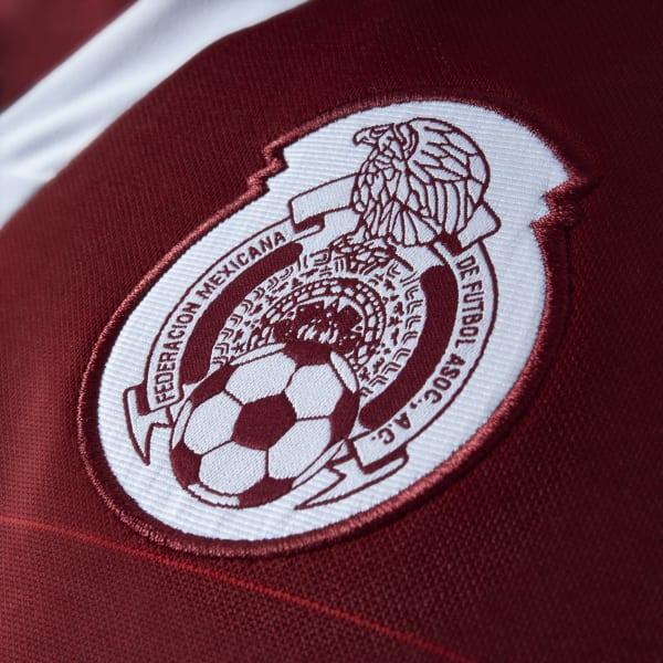 006dba7d6bceb adidas Jersey de Visitante Selección Mexicana Mujer - Rojo