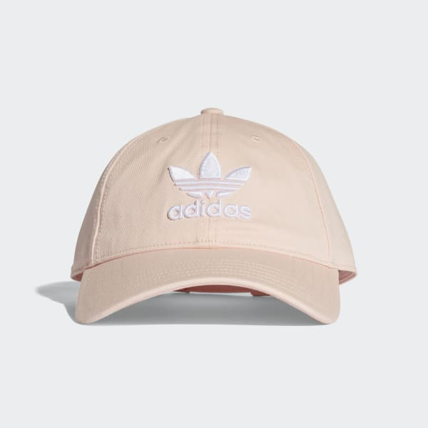 5b069767b53 adidas Trefoil Classic Cap - Pink