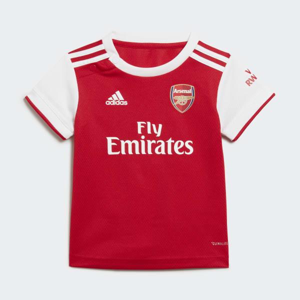 Baby Kit Home Arsenal FC