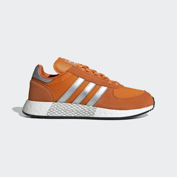 Orange Adidas Originals Herresko Sko | JD Sports