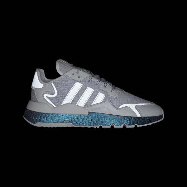 adidas Originals NITE JOGGER Joggesko greysavanne