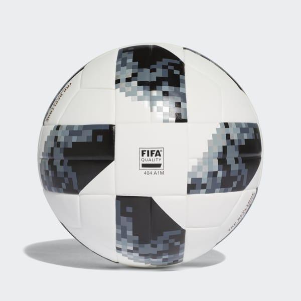 adidas Balón FIFA World Cup Top 2018 - Blanco  a4c3593d2c23c