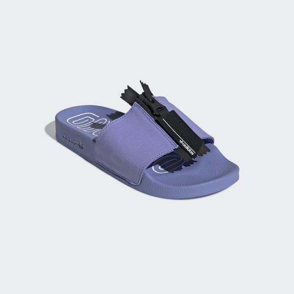 Adilette Zip Slides