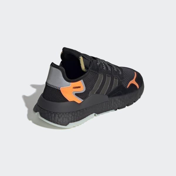 adidas Nite Jogger Schoenen Zwart | adidas Officiële Shop
