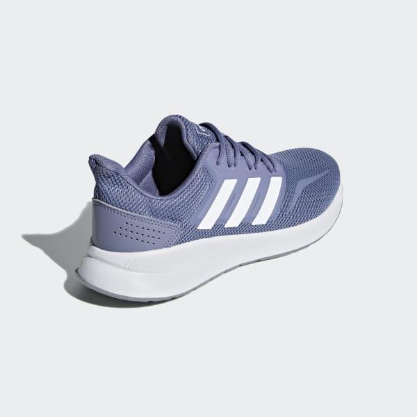 llegar equilibrar Tratamiento Preferencial  adidas Runfalcon Shoes - Blue | adidas Thailand