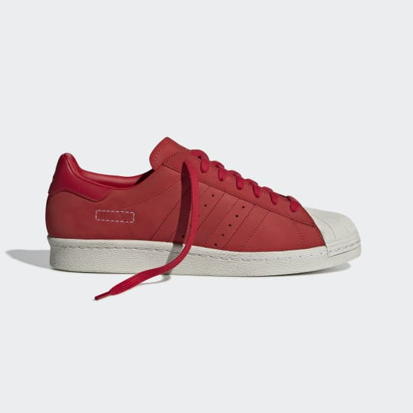Irónico A bordo preferible  Zapatillas Superstar 80s - Rojo adidas | adidas Chile