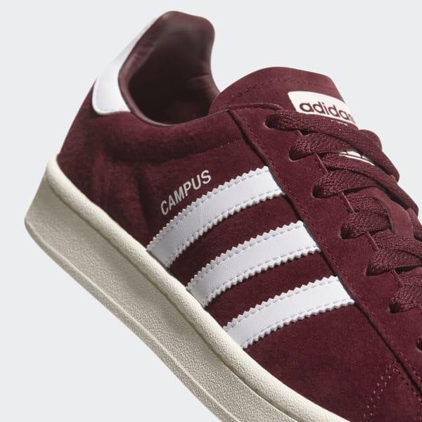 5f6c32cec4d Tênis Campus - Vermelho adidas