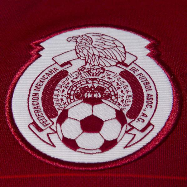 58c731840768e adidas Jersey Visitante Mexico Mujer World Cup - Rojo