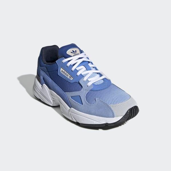 adidas falcon w bleu