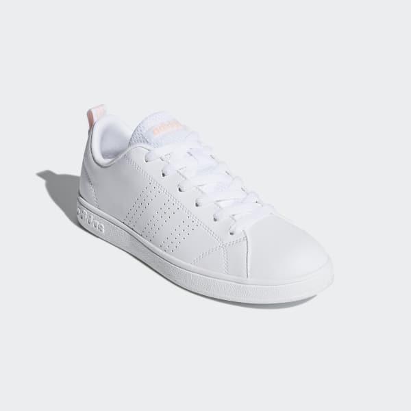 zapatos adidas niña blanco