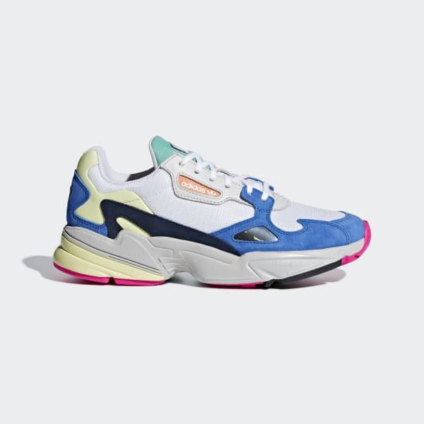 Adidas Falcon Shoes Turquoise Adidas Uk