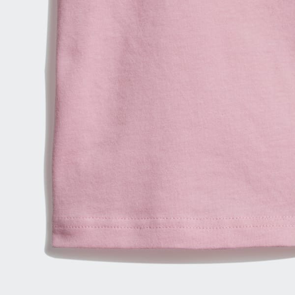 1cac7c61a871b Polera Linear - Rosado adidas
