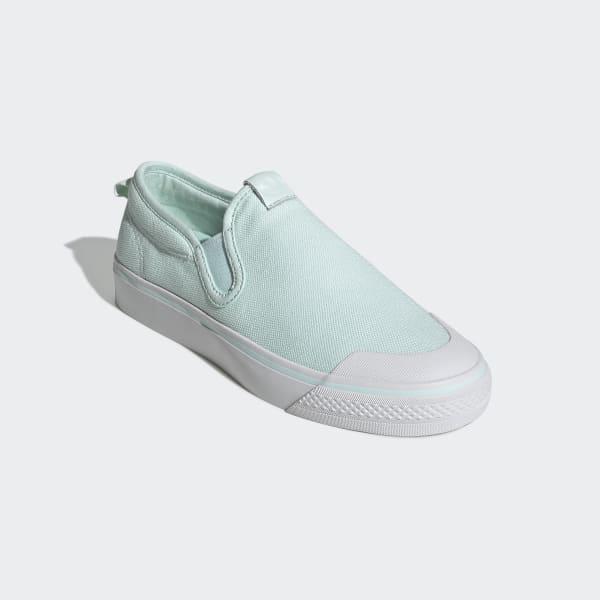 d5df6e7a508d24 adidas Nizza Slip-on Shoes - Green