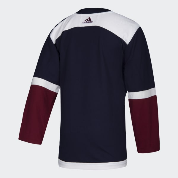 Avalanche Alternate Authentic Jersey