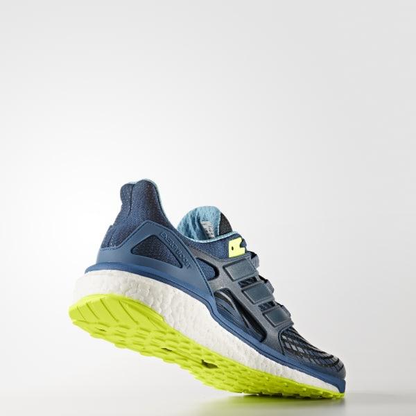 7941661cf adidas Men s Energy Boost Shoes - Blue