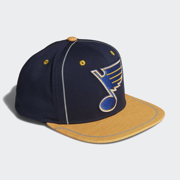 Blues Flat Brim Hat