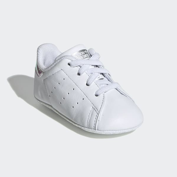 c6b8b4464c0367 adidas Sapatos Stan Smith - Branco | adidas MLT