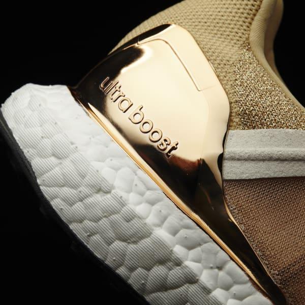 Adidas Damen Stella Mccartney Ultra Boost AQ3797 Copper Metal