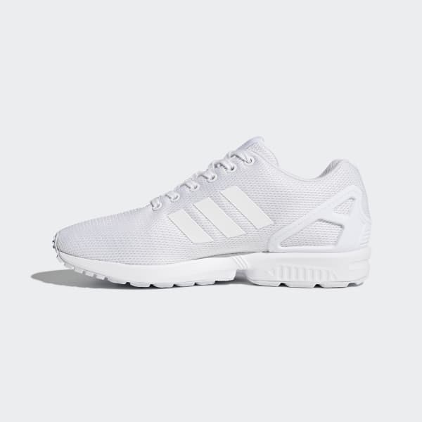 4995d4b171f73 New Men Adidas ZX Flux Shoes Running White Green Sneaker BB2175 Herrenschuhe