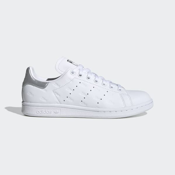 maquinilla de afeitar contar Inconcebible  adidas Stan Smith Shoes - White | adidas US