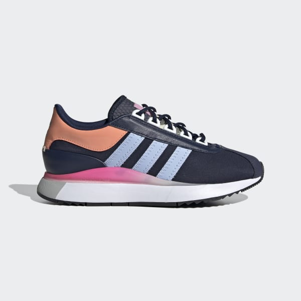 adidas Originals SL Andridge Fashion sneakers i grå og pink