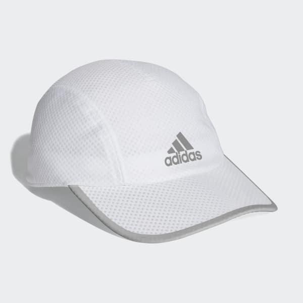 858a62f78b8 adidas Climacool Running Cap - White