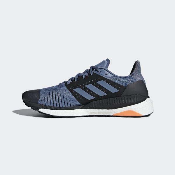 adidas Zapatillas Solar Glide ST Black | adidas Argentina