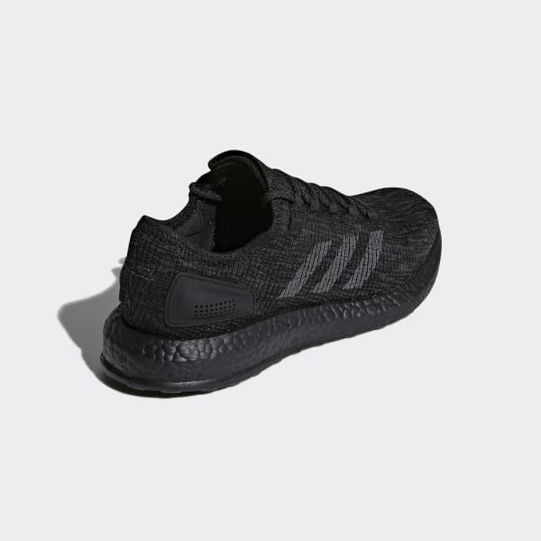 62d77e403bcfd adidas Men s Pureboost Shoes - Black